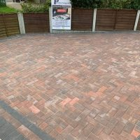 Essex Block Paving Contractors Project